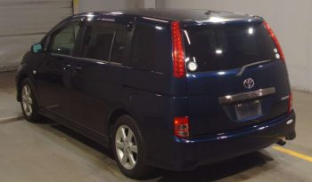 TOYOTA ISIS 2004 BLUE full