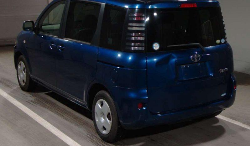 TOYOTA SIENTA 2004 BLUE full