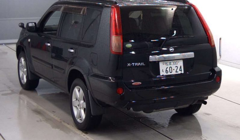 NISSAN XTRAIL 2007 BLACK full