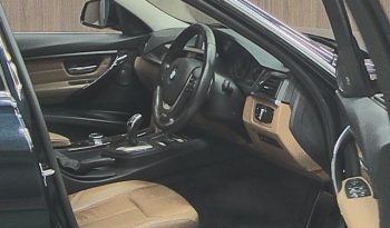 BMW 3 SERIES 2014 BLUE full