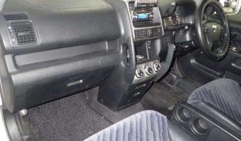 HONDA CR-V 2002 WHITE- full