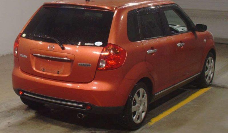MAZDA VERISA 2007 ORANGE full