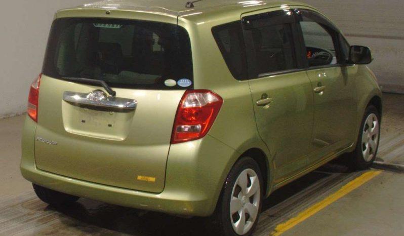 TOYOTA RACTIS 2006 GREEN full