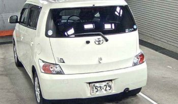 TOYOTA BB 2012 WHITE full