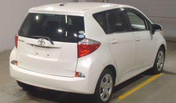 TOYOTA RACTIS 2010 WHITE full