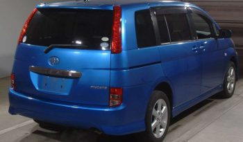 TOYOTA ISIS 2005 BLUE full