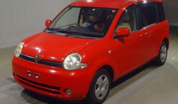 TOYOTA SIENTA 2006 full