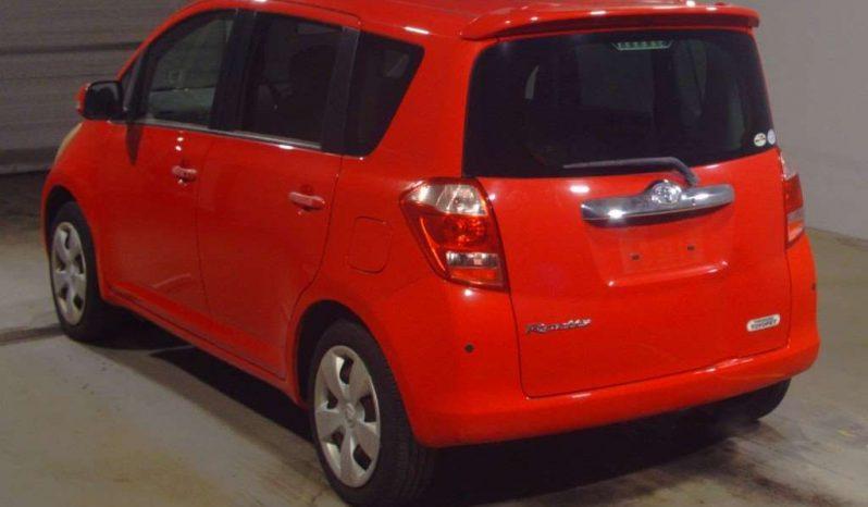 TOYOTA RACTIS 2006 full