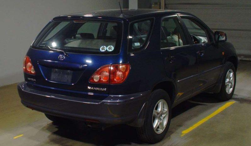 TOYOTA HARRIER 2000 full