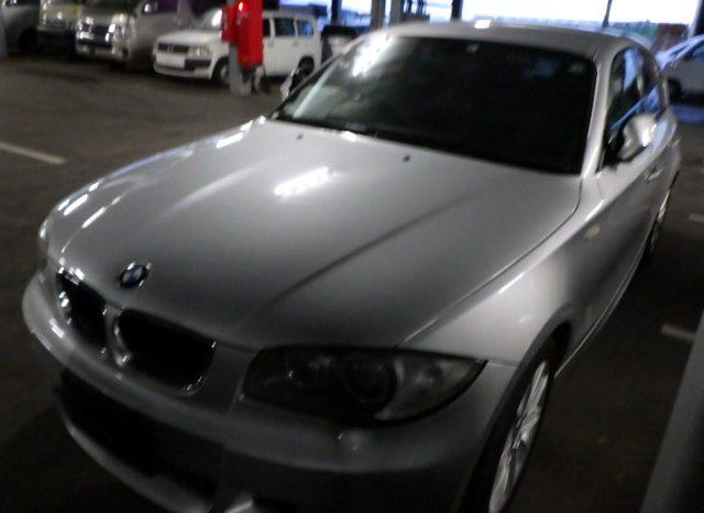 BMW 116i 2011 full