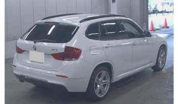 BMW X1 2013 full